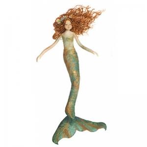 118. Meerjungfrau-Elfe mit magnetischem Rücken