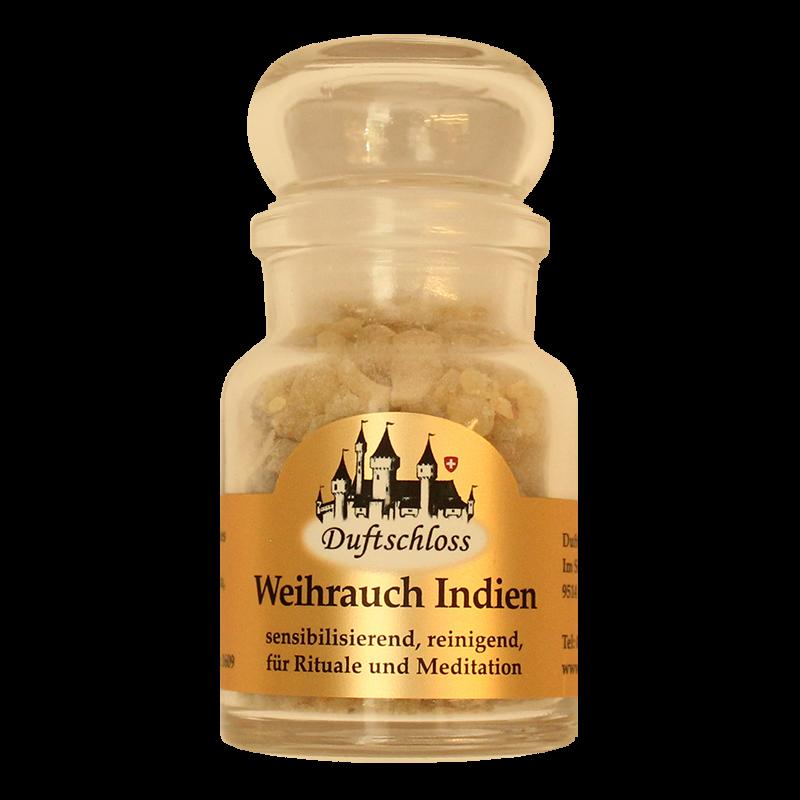 Weihrauch-India - Räucherwerk, 60 ml