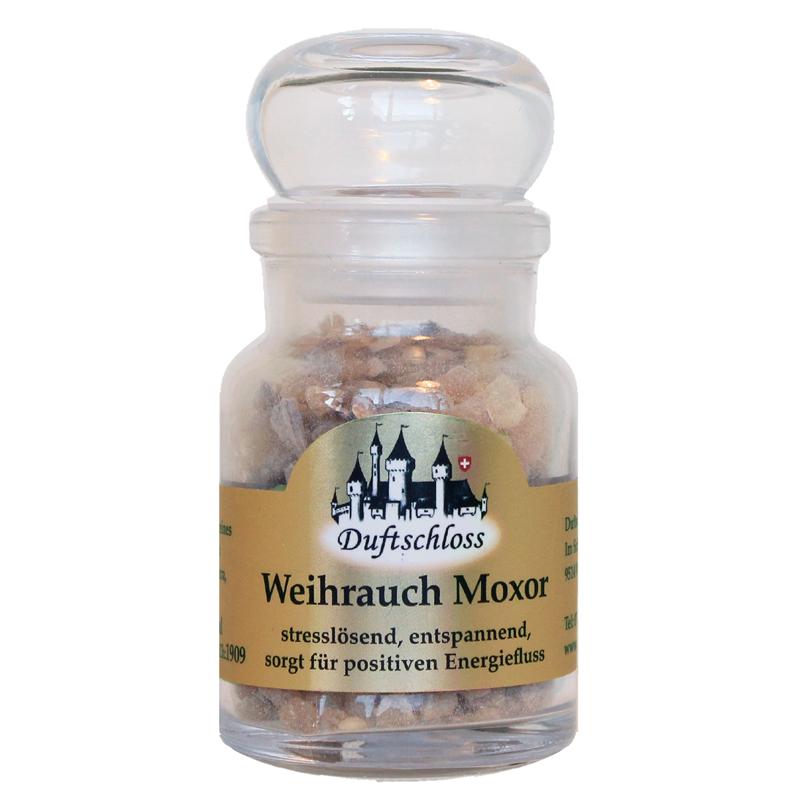 Weihrauch-Moxor - Räucherwerk, 60 ml