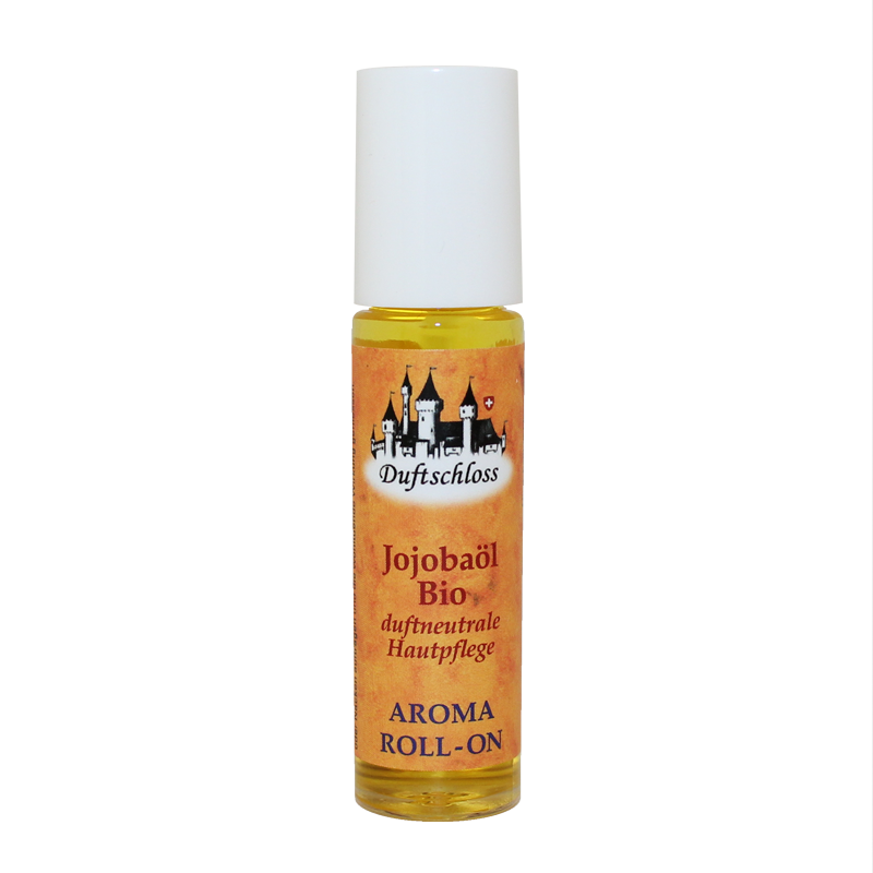 Jojobaöl Bio Aroma Roll-On, duft-neutral