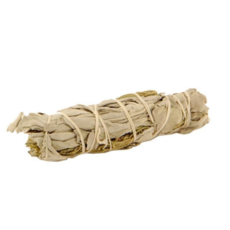 Bündel weisser Salbei mit Wacholderspitzen, ca. 28 Gramm