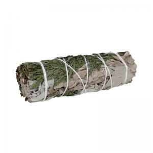 Bündel weisser Salbei mit Zedernspitzen, ca. 28 Gramm