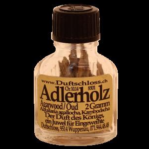 Adler-Holz (Agarwood) Oud, 2 Gramm Holz