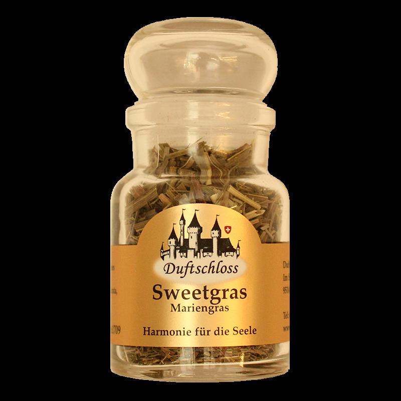 Sweetgras - Räucherwerk 60 ml