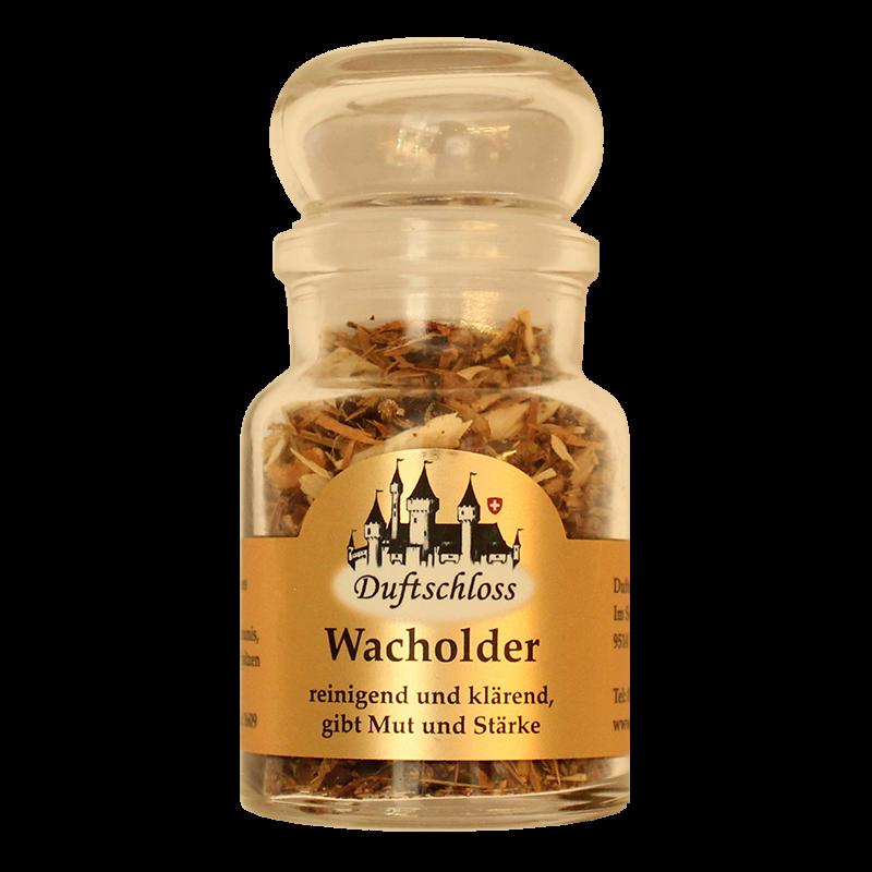 Wacholder Nadeln, Beeren und Holz - Räucherwerk, 60 ml