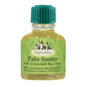 Palo Santo Öl (heiliges Holz) 2 ml in 9 ml Jojobaöl, Peru, 11 ml