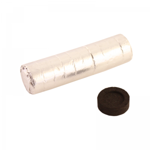 Räucher-Kohle, klein (3 cm)