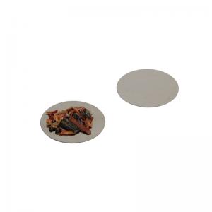 Räucherblech mini, 4 cm, Metall