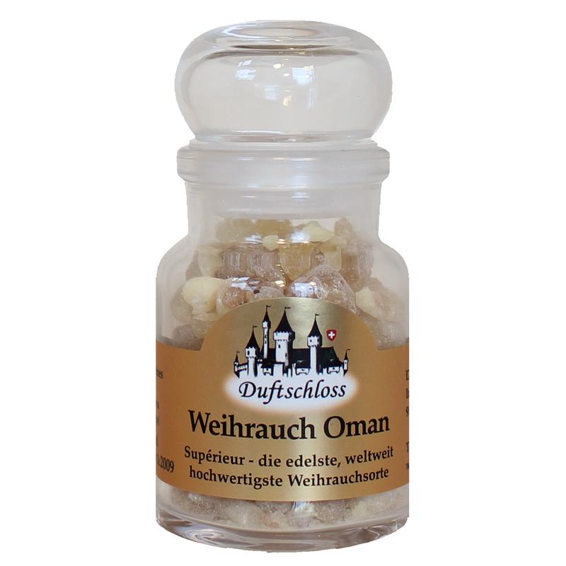 Weihrauch-Oman Superieur - Räucherwerk, 60 ml