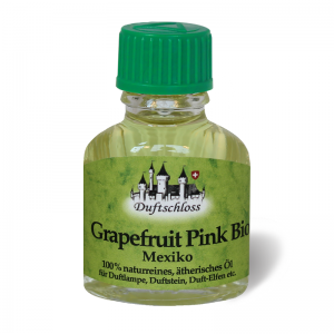 Grapefruit Öl Pink Bio 11 ml, Mexiko, 100% naturrein
