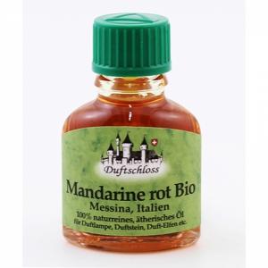 Mandarine rot Bio, vollreif, Messina, 100% naturrein, 11ml