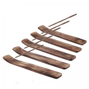 RSH670 Räucherstäbchenhalter, Holz,