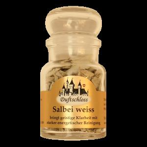 Salbeiblätter (weiss) - Räucherwerk, 60 ml