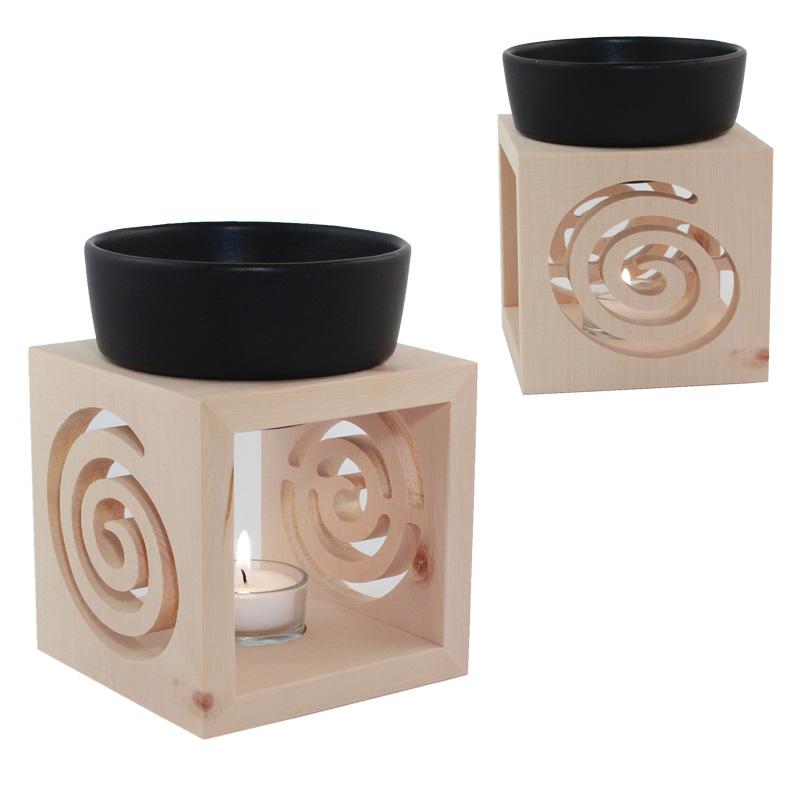 A3, Arve Duftlampe, Spirale